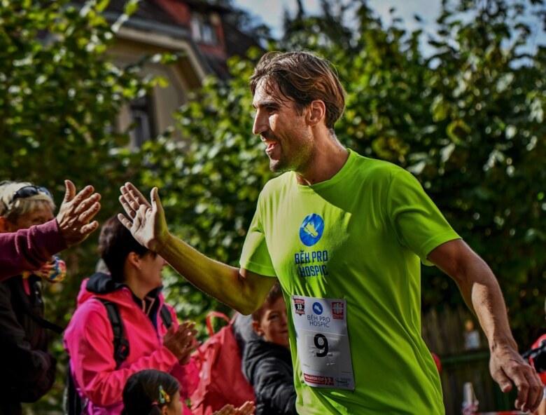 Konceptem Běh pro hospic podporujeme myšlenku hospicového hnutí